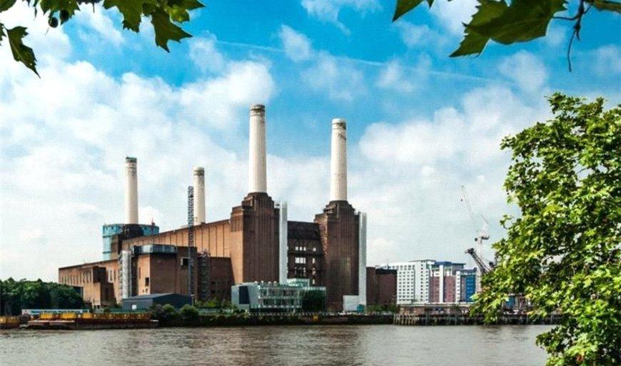 Bessborough House Battersea Power Station Battersea Power Station