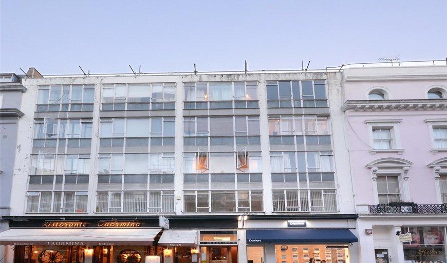 Paddington estate letting agents gordon co for 13 14 craven terrace lancaster gate london